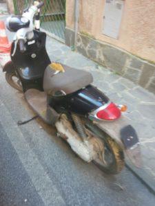 scooter-rimosso-chiavari