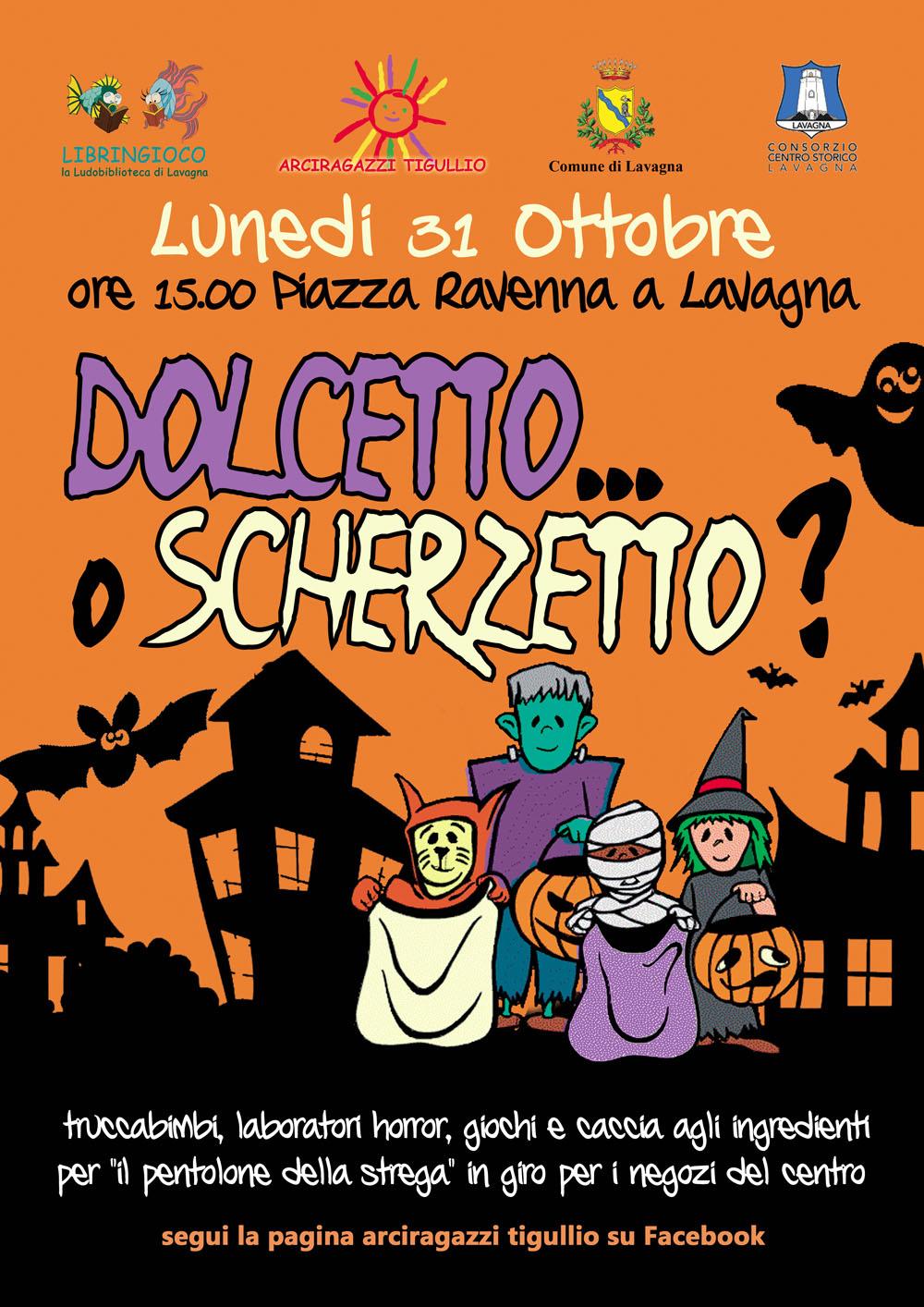 Buona Festa Di Halloween.Halloween Caccia Agli Ingredienti Del Pentolone Della Strega Festa Di Arciragazzi Twebnews