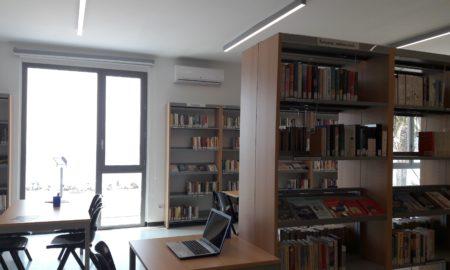 biblioteca sassi