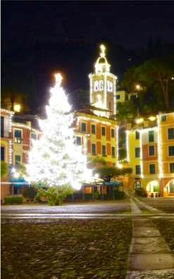 Albero Di Natale Zecchino Doro.Coro Trenino E Silos Scontato Per Aprire Il Natale Di Portofino