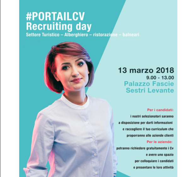 recruiting day palazzo fascie