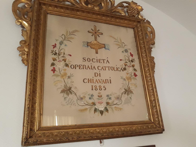 """Società Operaia Cattolica """"Nostra Signora dell'Orto"""""""