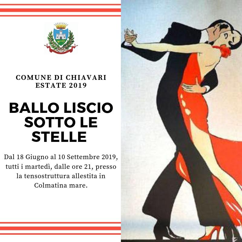 Calendario Orchestre Liscio.Chiavari Varato Il Calendario Del Ballo Liscio Twebnews
