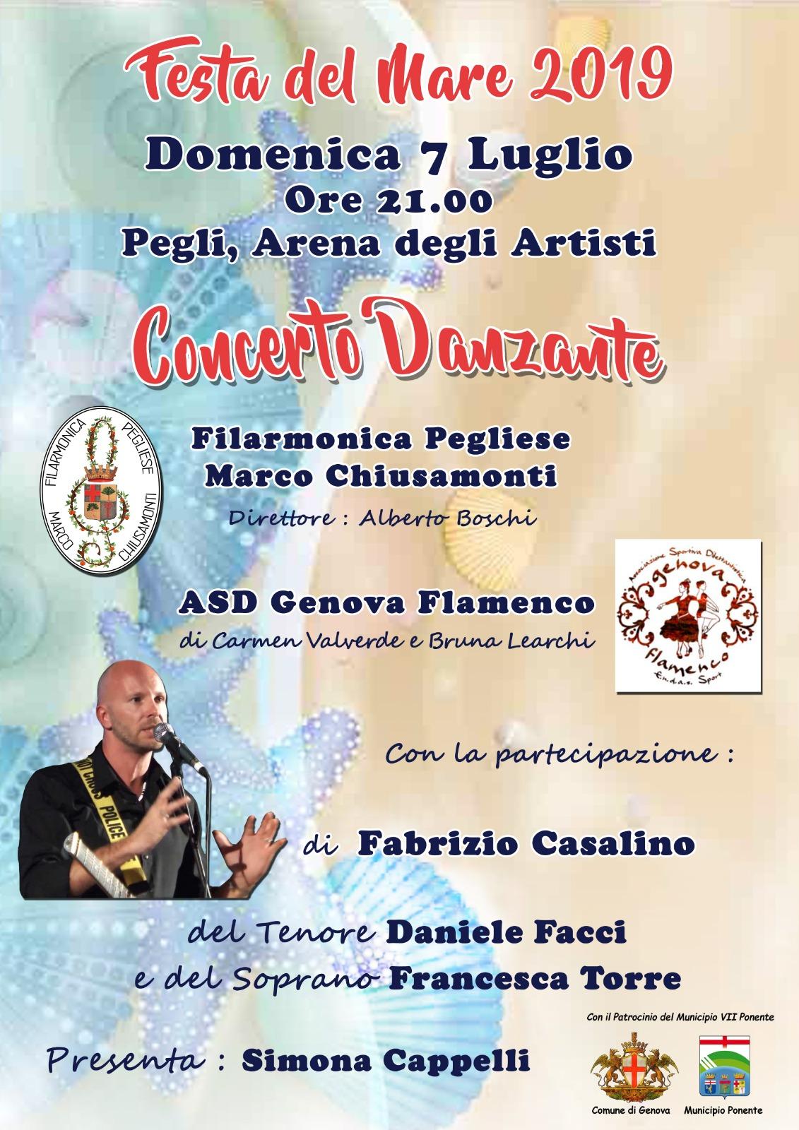 La Vena Artistica Genova della musica, quella che