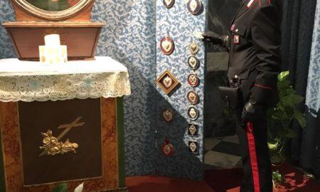 ex voto santa croce carabinieri