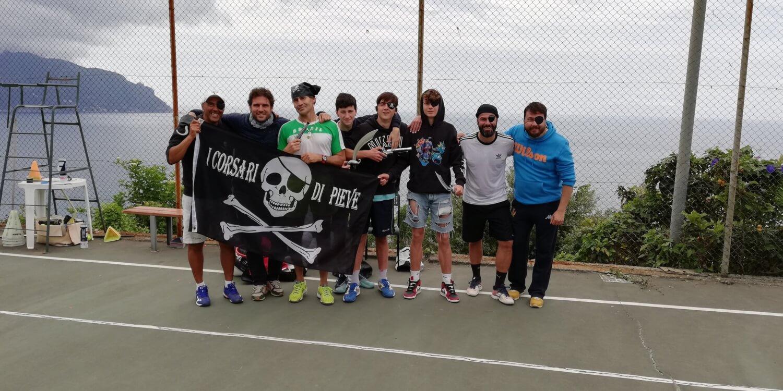 tennis pieve ligure
